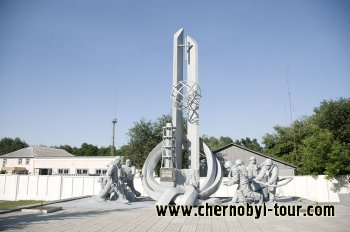 Places of Chernobyl glory