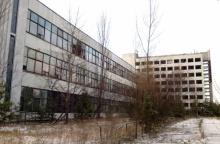 Завод Юпитер (Маяк) в Припяти
