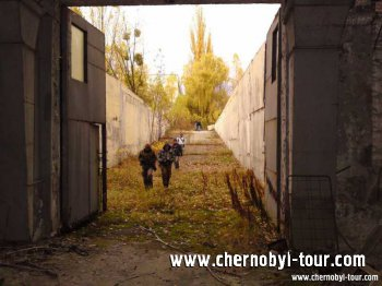 Дводенні поїздки в Чорнобильську зону та Прип'ять