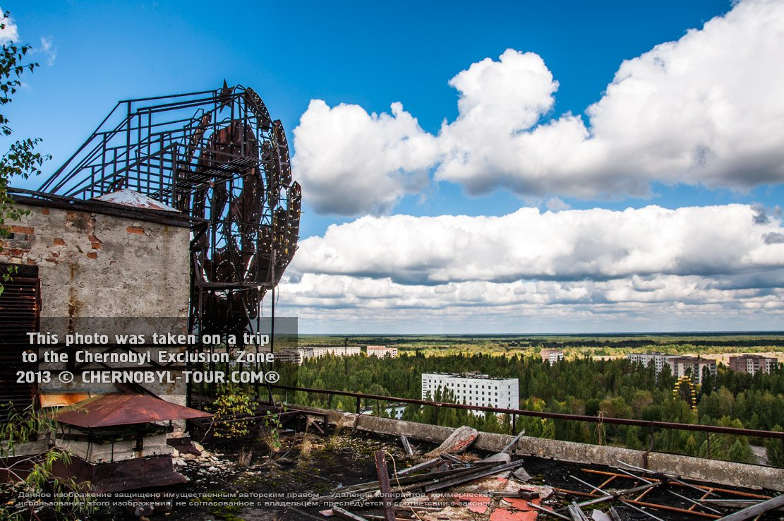 Tours To Pripyat And Chernobyl Zone From Arkansas