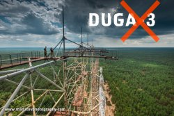 "Radar ""Duga-3"" in Chernobyl-2 town doesn't exist"