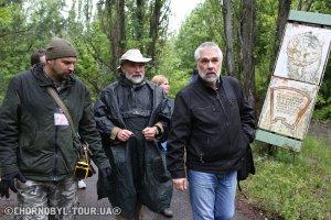Олег Насвит, Сергей Мирный и Виталий Петрук